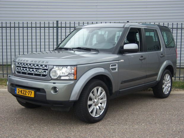 Land Rover Discovery 4 3.0 SDV6 HSE 7- Seater MY2012