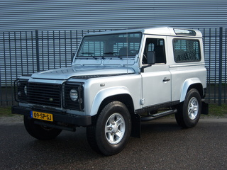 Land Rover Defender 90 Td5 Station Wagon X-Tech 2006