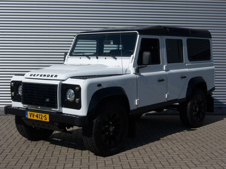 Land Rover Defender 110 Station Wagon Commercial 2011