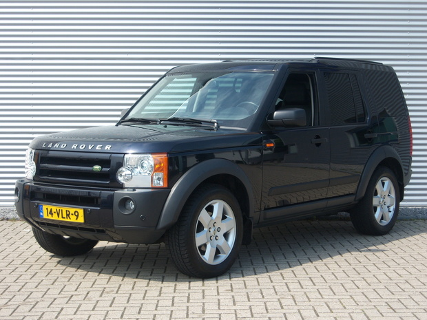Land Rover Discovery 3 2.7 TDV6 HSE Commercial Premium Pack