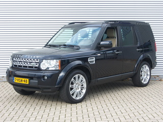 Land Rover Discovery 4 SDV6 HSE Commercial MY2012