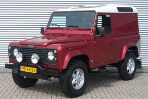 Land Rover Defender 90 Tdi County Hard Top