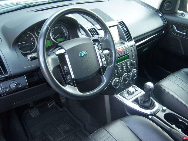Land Rover Freelander 2- 2.2 Td4 Limited Edition Sport