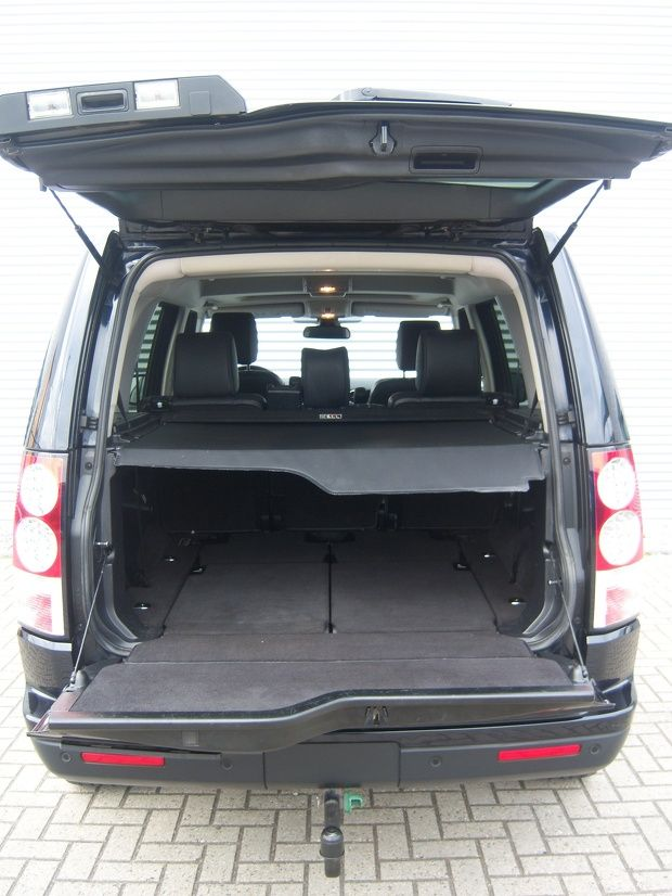 Land Rover Discovery 4 TDV6 HSE 7- Seater