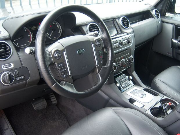 Land Rover Discovery 4 SDV6 HSE Luxury 7-Seater