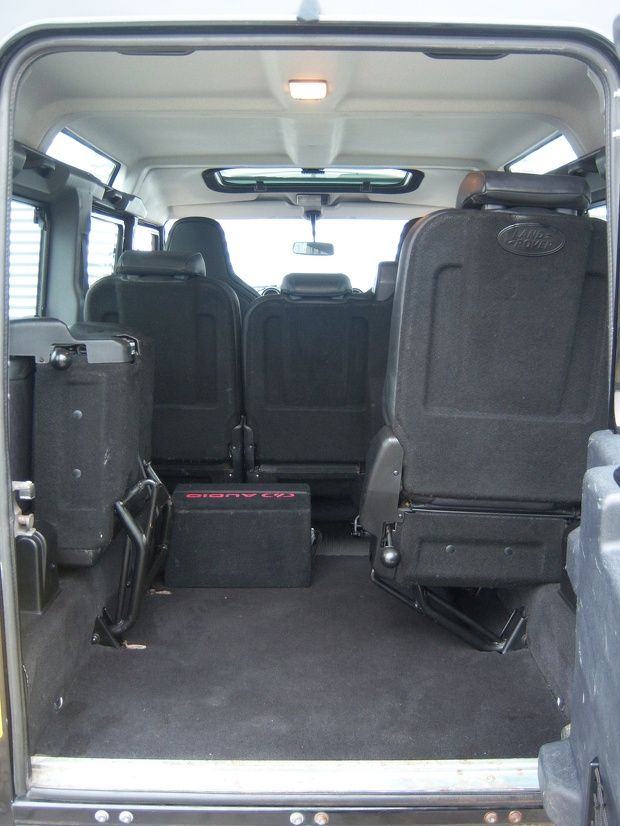 Land Rover Defender 110 SVX 60th Anniversary Station Wagon 7- seater