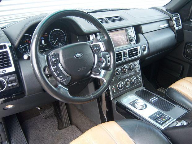 Range Rover 4.4 TDV8 Vogue/ Origineel NL/ Dual-tone leder