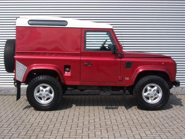 Land Rover Defender 90 Tdi County Hard Top