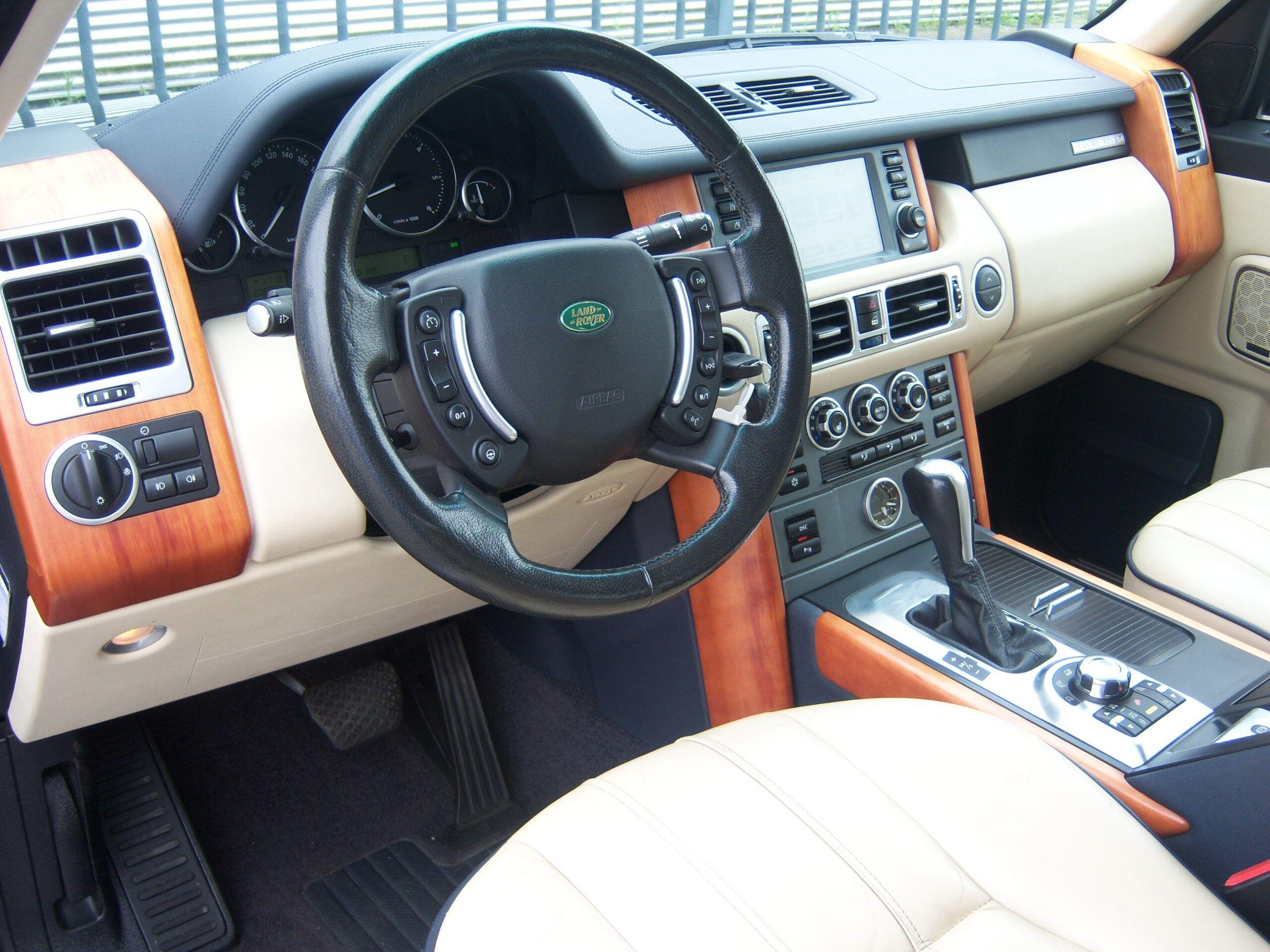 Range Rover TDV8 Vogue 2006/ Youngtimer/ Zeer mooi