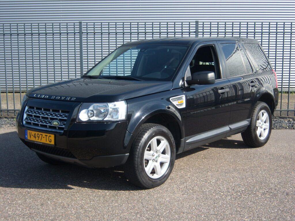Land Rover Freelander 2- 2.2 Td4 4WD Commercial/ Grijs kenteken/ NL auto