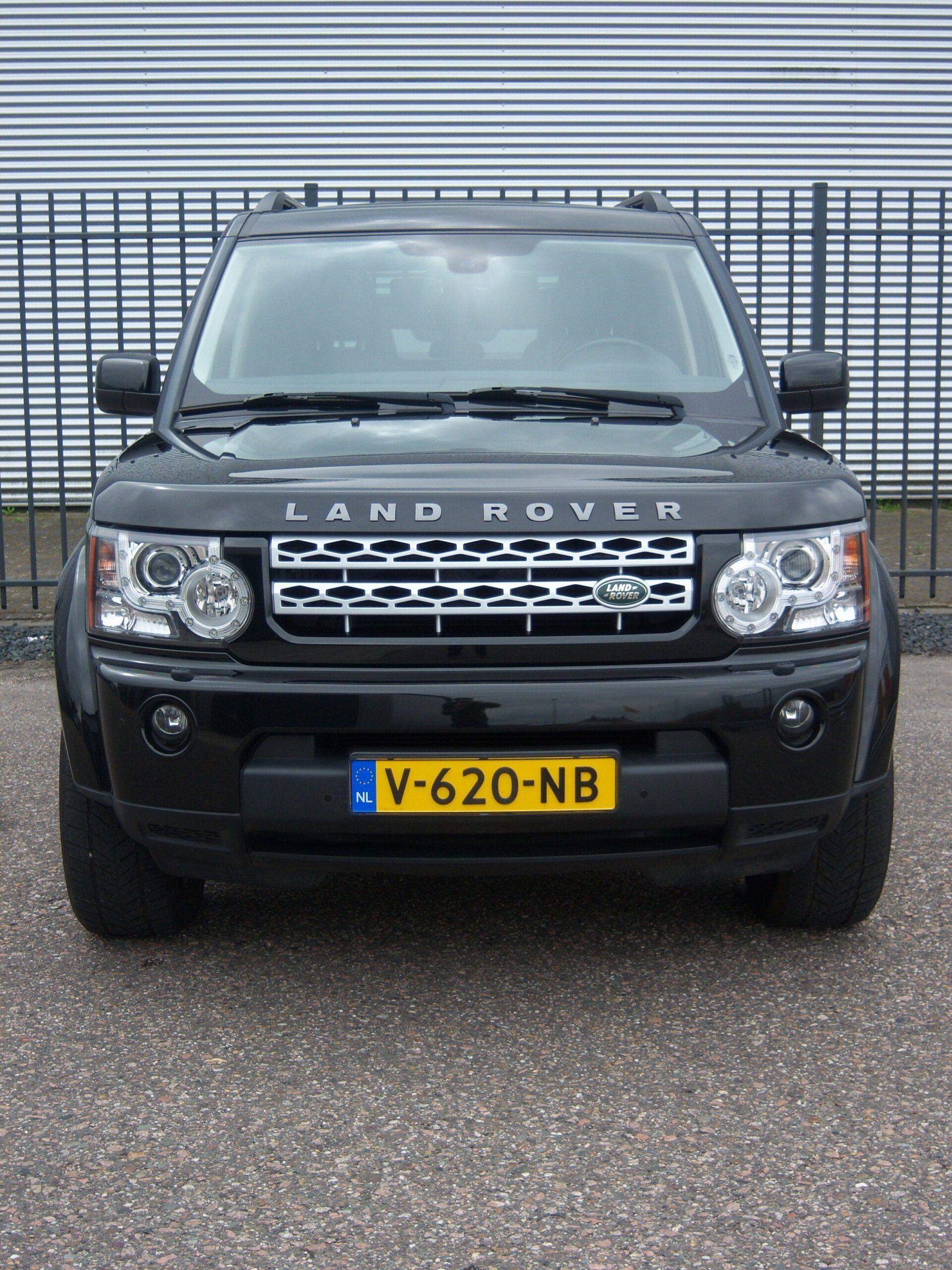 Land Rover Discovery 4 SDV6 Commercial 2012/ Dealer onderhouden