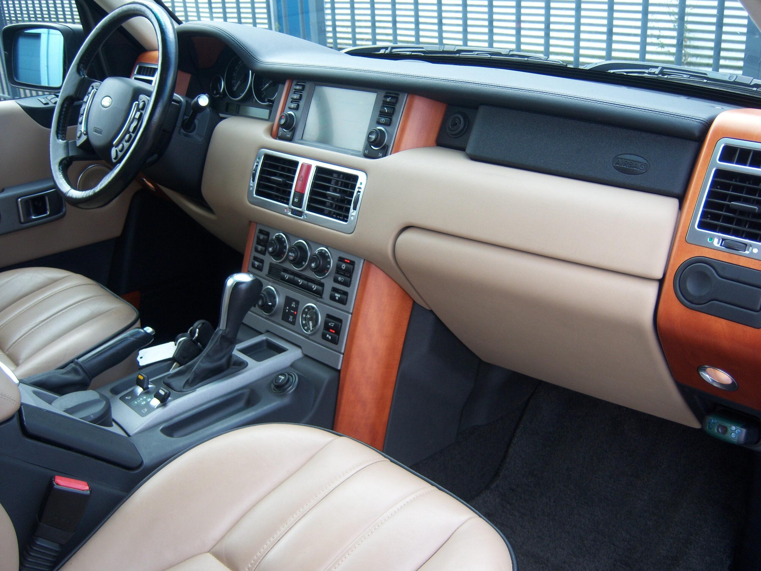 Range Rover 4.4 AJV8 Vogue/ 2005/ Youngtimer/ Origineel NL
