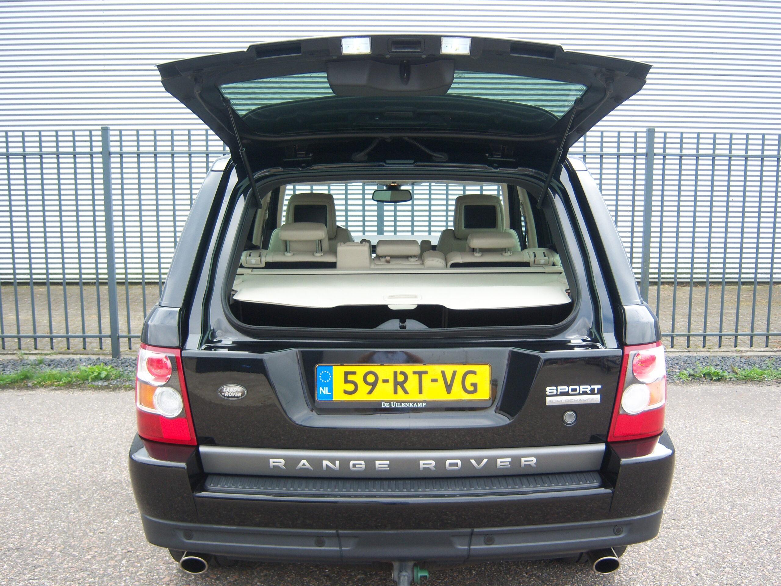 Range Rover Sport 4.2 V8 Supercharged/ NL auto/ Youngtimer/ BTW